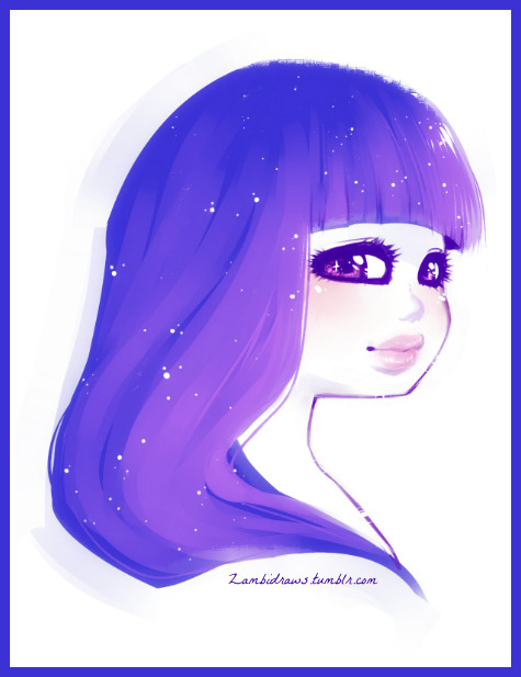 Speed paint in SAI~