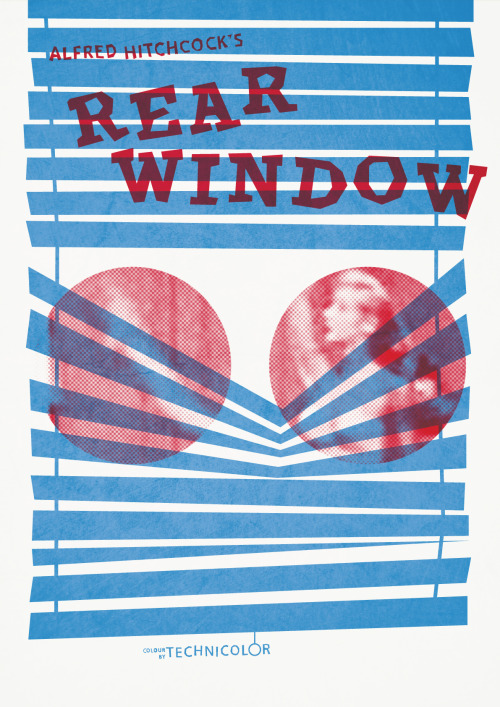 Rear Window by Abbas Mushtaq