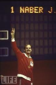 This Day In Olympic History: July 24, 1976 - American John Naber won his fourth gold medal of the Summer Olympics in Montreal, as he became the first swimmer to break the two-minute barrier in the 200-meter backstroke.   keepinitrealsports.tumblr.com  pinterest.com/mysterkeepinit  keepinitrealsports.wordpress.com  facebook.com/pages/KeepinitRealSports/250933458354216  Mobile- m.keepinitrealsports.com