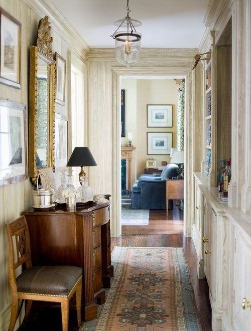 thefoodogatemyhomework:  Absolutely stunning bleached pine hall by Phoebe Howard.