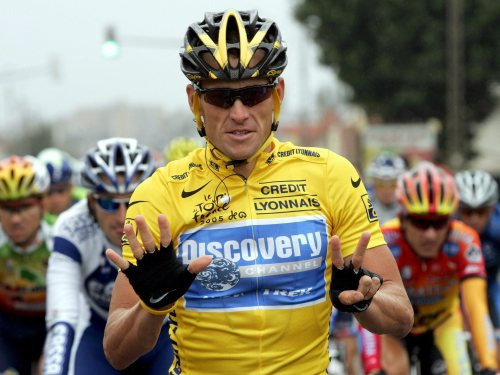 This Day In Cycling History: July 24, 2005 - American Lance Armstrong won a record seventh consecutive Tour de France in Paris.  keepinitrealsports.tumblr.com  pinterest.com/mysterkeepinit  keepinitrealsports.wordpress.com  facebook.com/pages/KeepinitRealSports/250933458354216  Mobile- m.keepinitrealsports.com