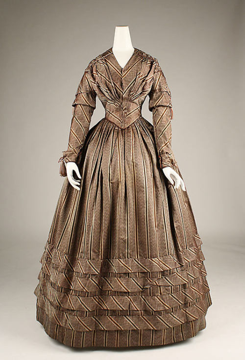 Dress 1841 The Metropolitan Museum of Art