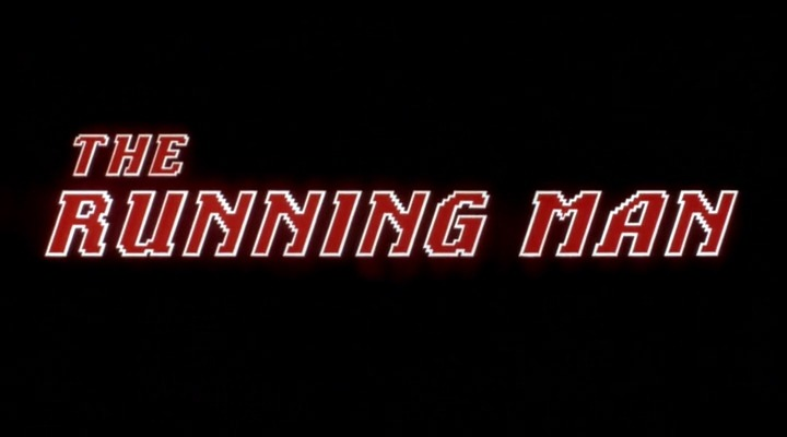 Movie: The Running Man [1987] Directed By: Paul Michael Glaser Movie Poster: The Running Man Wrestler(s) captured: Professor Toru Tanaka (as Subzero)