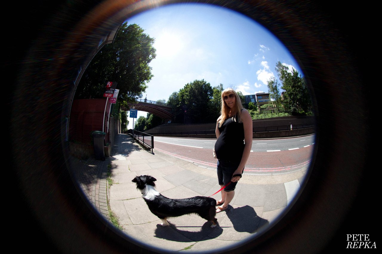 More Fisheye !