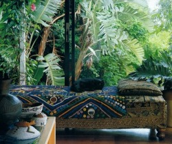 Bohemian Homes: Jungle Garden