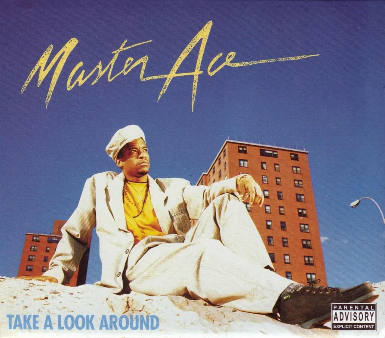 BACK IN THE DAY |7/24/90| Master Ace released his debut album, Take A Look Around, on Cold Chillin' records.