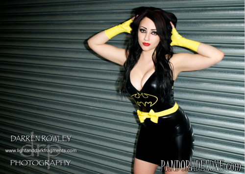 From London Film and Comic Con :)© Darren Rowley Photography 2012Model: Dani Divine