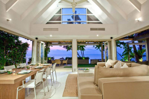(via Immersed in the Tropical Refuge of Koh Samui, Thailand: Headland Holiday Villa 3 | Freshome)
