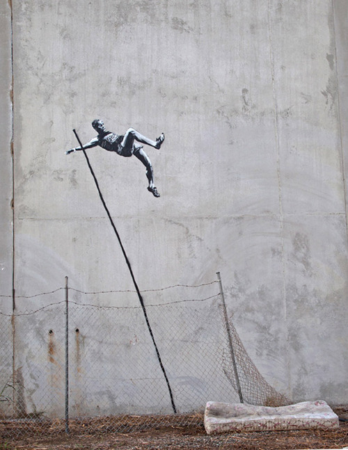 (via banksy: london olympics 2012)