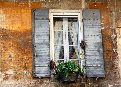 window from Provence by Zé Eduardo… on Flickr.