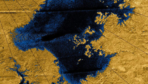 Saturn's moon Titan: More Earth-like than we thought?New images show that Titan's icy terrain was carved out over millions of years by rivers of liquid methane.