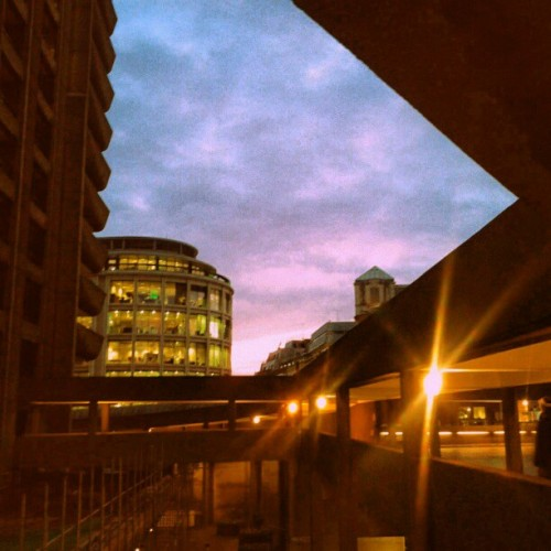 #London (Taken with Instagram) a picture of mine ( Goldmund100 )