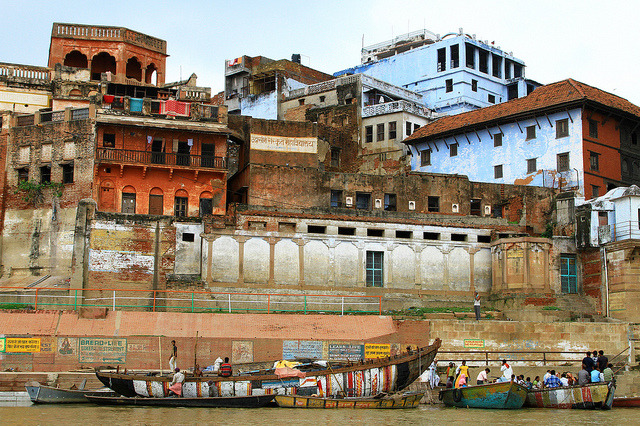 just-wanna-travel:  Varanasi, India