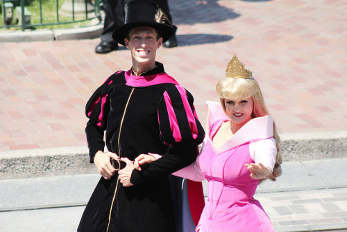Princess Aurora and Prince Phillip on Flickr.