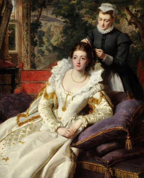 old-fashionedcharm:  WILLIAM POWELL FRITH