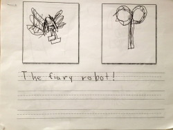 The Fairy Robot