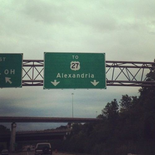 Alexandria (Taken with Instagram)