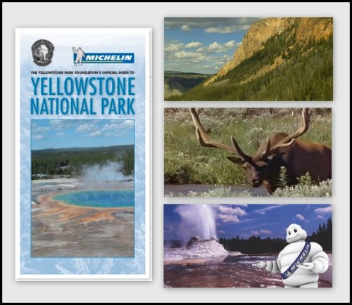 History, geology and wildlife! The new Michelin Yellowstone Park Foundation's Official Guide packs a lot into its pages: major sights organized geographically and star-rated by Michelin roads, climate and recreation, bike trails and guided tours photography tips: wildlife viewing and safety from experts in their fields places to overnight, eat and shop.