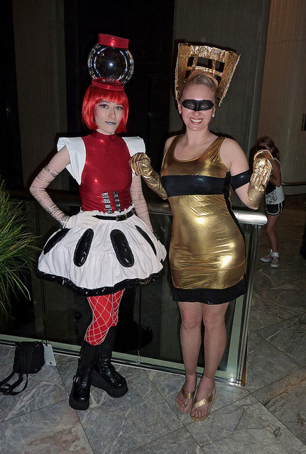 Tom Servo & Crow (MST3K), Dragon*Con 2011