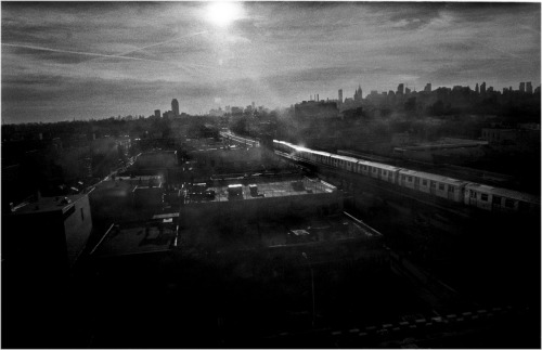 """7 Train"" 2011  Photo: Matt Weber"