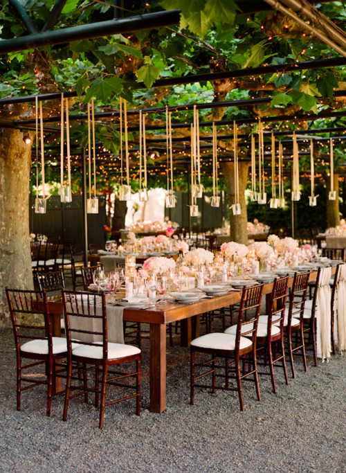 Hanging Wedding Decorations - Part 3