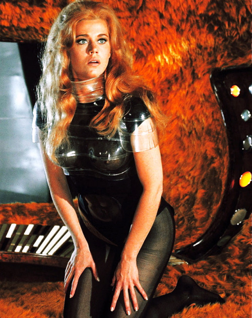 vintagegal:  Jane Fonda in Barbarella (1968)