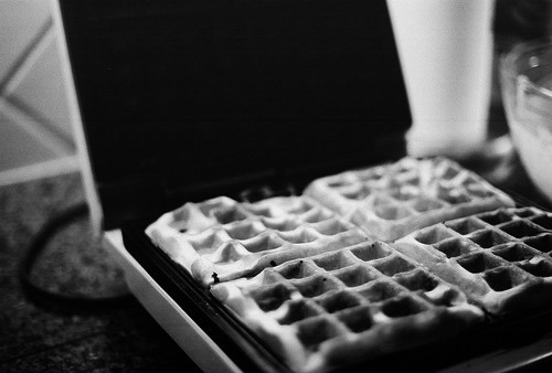 clammus:  (via belgian waffles | Flickr - Photo Sharing!)