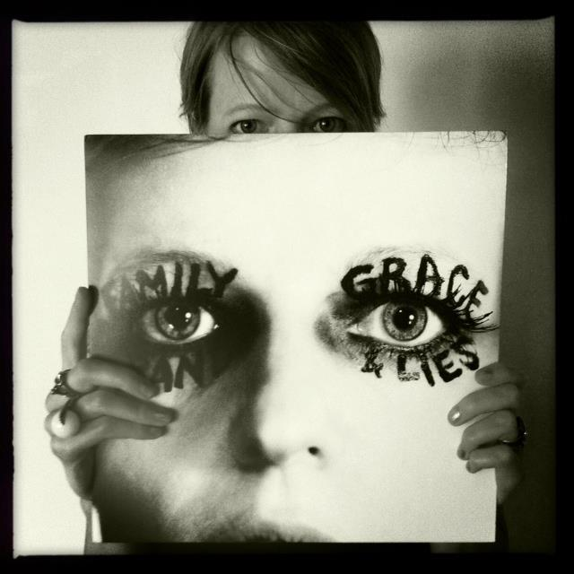 GRACE AND LIES IS OUT TODAY!  Find the vinyl in our shop OR DIGITAL on iTunes.