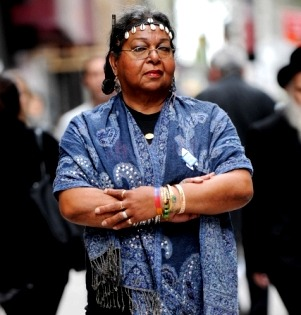 UNSUNG SHEROES/HEROÍNAS  Victoria Cruz is a transgender boriqua from the island but has lived in New York City since the age of 4.  In 1997, Victoria Cruz was a victim and is a survivor of sexual assault and harassment by four female co-workers.  After refusing to remain silent and hold her attackers responsible for their violent actions, she has dedicated her life to helping other TLGBQ folks, especially TLGBQ people of color survive and thrive despite their experiences with domestic violence, police brutality, and/or sexual violence.  Victoria Cruz works for the New York Anti-Violence Project and was recognized as one of the 2012 recipients of the Justice Department's National Crime Victim Service Award.  I/We honor her part and effort en la lucha for creating a more just and safe world.  We give thanks for the love and light she brings into this world that often does not contain enough of either.