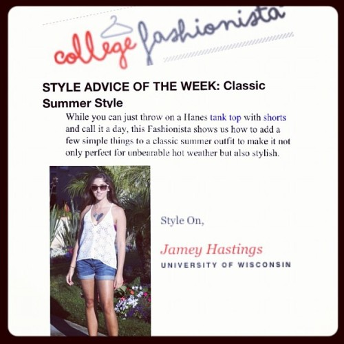 full story on collegefashionista.com