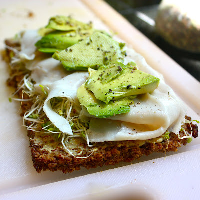 Turkey Avocado Tartine