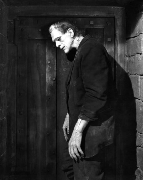 monkeypants:  Boris Karloff / Frankenstein