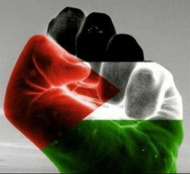 We are strong. We are powerful. We are Palestine <3