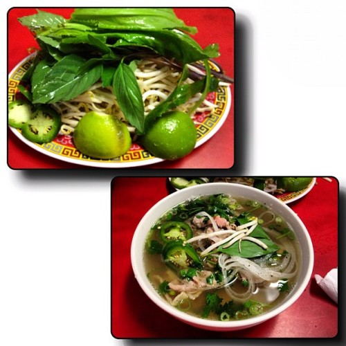 Out here Trynna phoction #pho #Pho999 #LA #CA #TopOfTheFoodChain #imeverywhereuaintneverthere #food #Foodie  (Taken with Instagram)