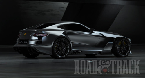 With a power to weight ratio of 4.8 lbs per hp, the Aspid GT-21 Invictus will deliver a breathtaking experience. (Source: Road & Track)