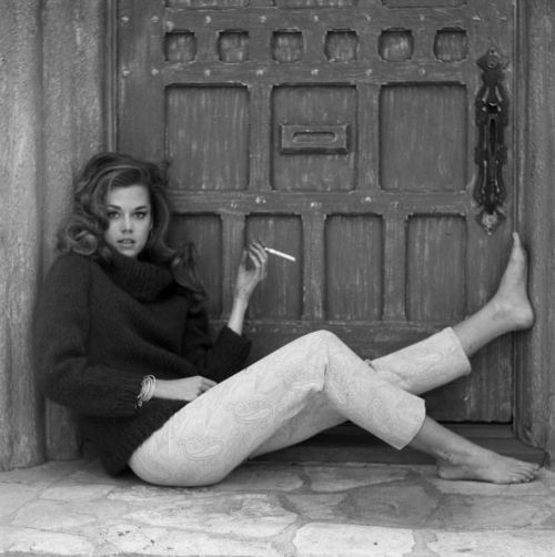Jane Fonda http://www.always-drunk.com