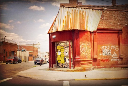 Beauty of decay at Bushwick, Brooklyn by AstrOdub on EyeEm