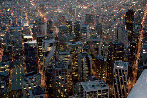 how-wewillknow:  city lights :)