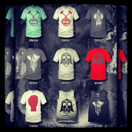 Only a few more days until #SCFALL12 drops. What is your favorite and what do you want the most?  (Taken with Instagram)