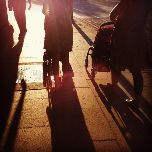 Peckham sunshine (Taken with Instagram)