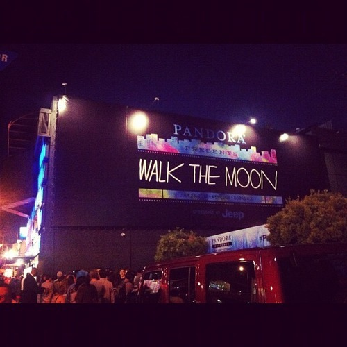 Walk The Moon - The Liftaway