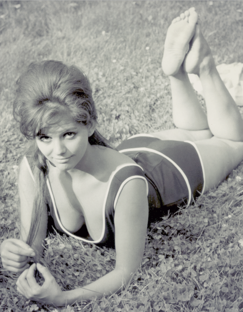 sophialorens:  Claudia Cardinale, date unknown