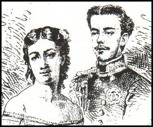 Cursed Royal Wedding Ceremony The story begins in May of 1867 as Princess Maria del Pozzo della Cisterna prepares for her wedding to the King's son, the Duke of D'Aosta. The first disaster strikes when the Princess's wardrobe mistress hangs herself. The princess immediately hires another seamstress to make her a new gown. On the day of the wedding, the ceremony is delayed when the officer leading the royal procession collapses from a heat stroke. When the party arrives at the palace, the gatekeeper won't open the gates. He's discovered dead at his post. After the wedding ceremony, the best man accidentally shoots himself while toying with a ceremonial gun. Anxious to get away, the couple flees for the train station to begin their royal honeymoon and escape tragedy. As soon as they leave the palace, the official who composed the marriage contract dies from a sudden heart attack. Before the couple can arrive at the train station, the stationmaster somehow stumbles into the path of an oncoming train, the one sent to collect the couple. The King rushes to the station to prevent the couple from boarding the train because by now he's convinced that there's a curse or jinx on the couple. He attempts to herd everyone back to the palace, but on the way, the Count of Castiglione, who's riding beside the royal carriage, tumbles from his horse and is run over by the carriage. He's killed by one of his uniform medals crushed into his chest.