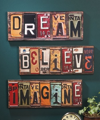 serialthrillerinspiration:  Dream, Believe & Imagine