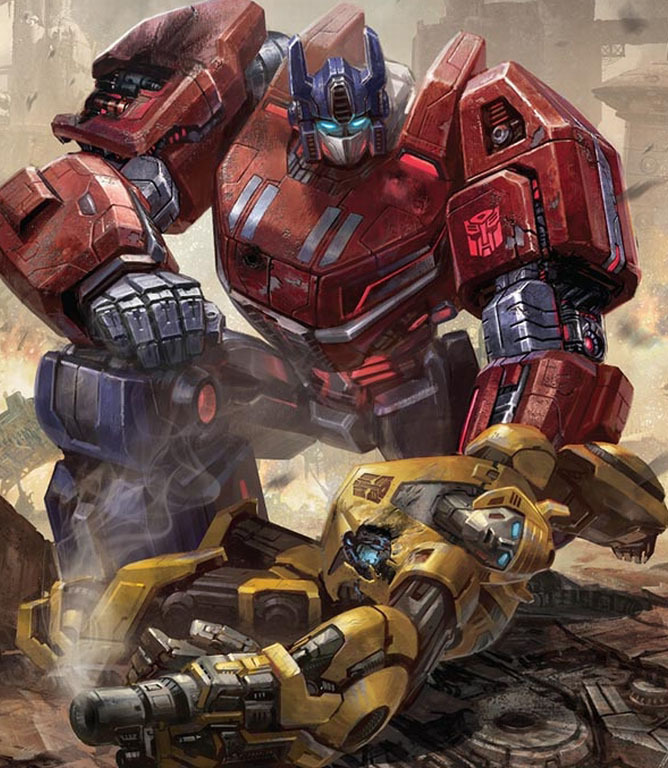 Transformers: Fall Of Cybertron multiplayer trailer  High Moon Studios has released the multiplayer trailer for Transformers Fall of Cybertron, showing off some of the customisable parts that are available in the game.