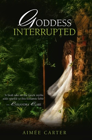 Goddess Interrupted by Aimée CarterThis review contains spoilers for The Goddess Test. Kate Winters has won immortality. But if she…View Postshared via WordPress.com