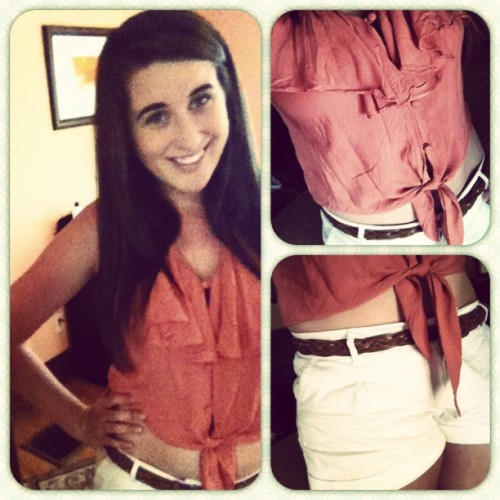 Outfit of the day (: (Taken with Instagram)