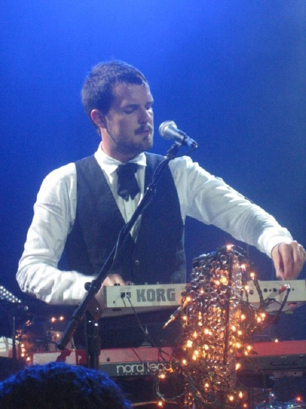 The Killers end at New York on first American tour in three years(via Mstarz)