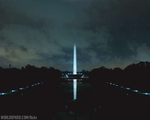Washington Monument by Kris Brandon
