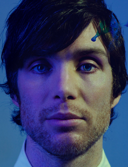 Cillian Murphy for Clash Magazine, May 2012